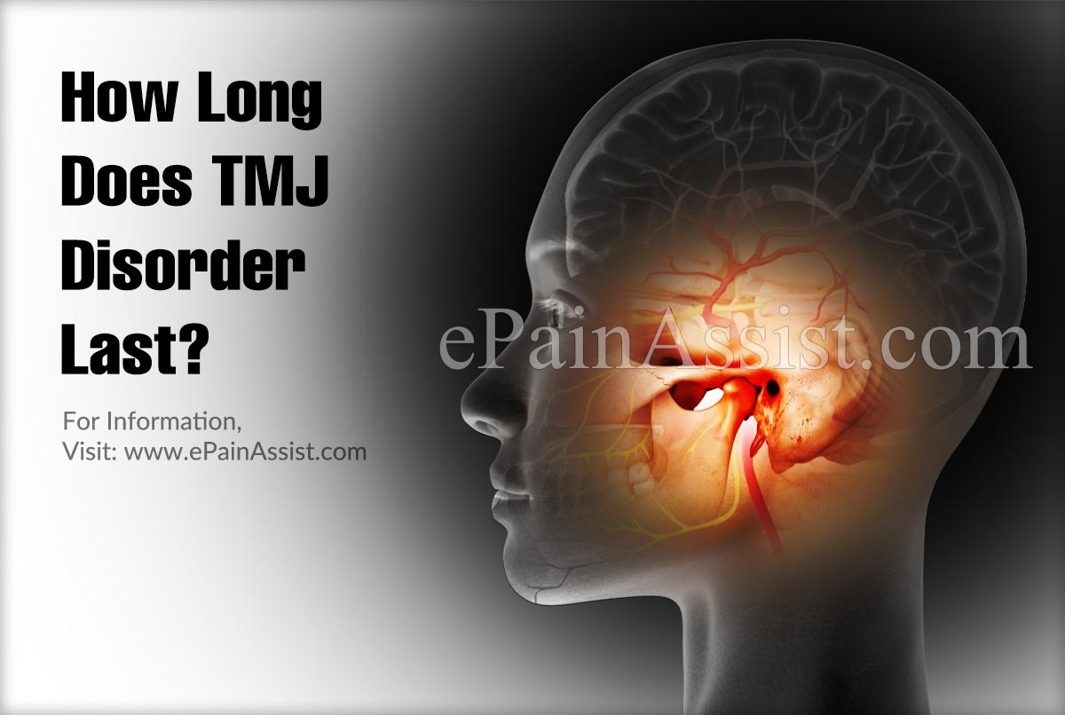 How Long Does TMJ Disorder Last?