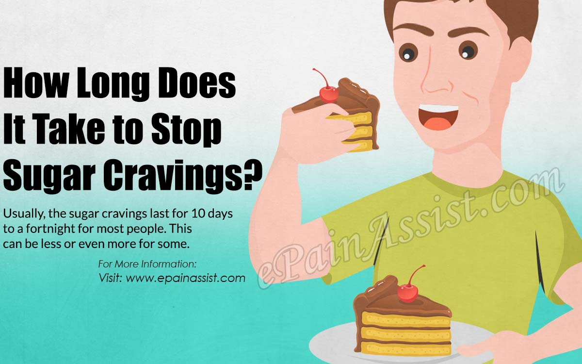 How Long Does It Take to Stop Sugar Cravings?