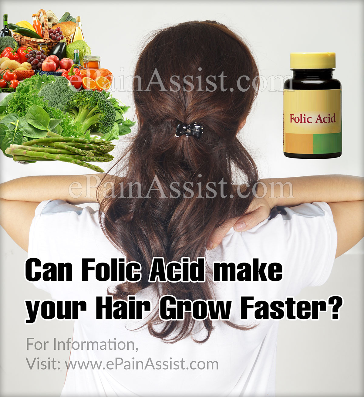 Can Folic Acid make your Hair Grow Faster?