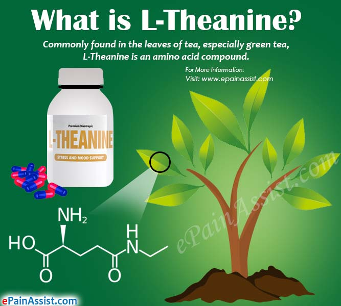What is L-Theanine & Does it Help With Depression?