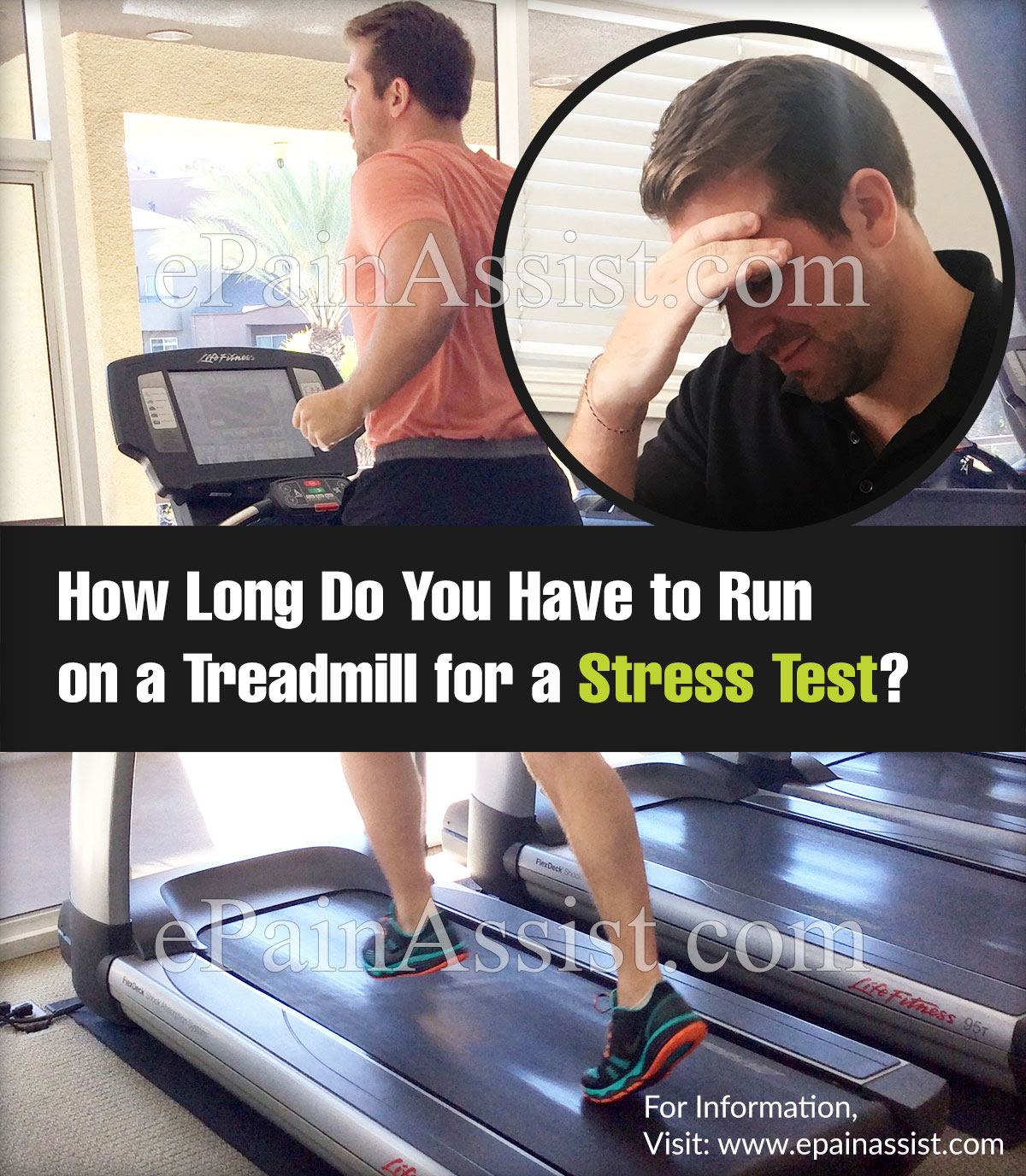 How Long Do You Have to Run on a Treadmill for a Stress Test?
