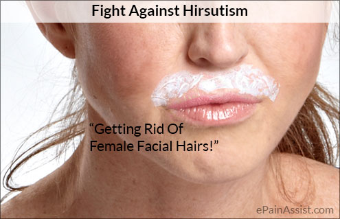 Fight Against Hirsutism