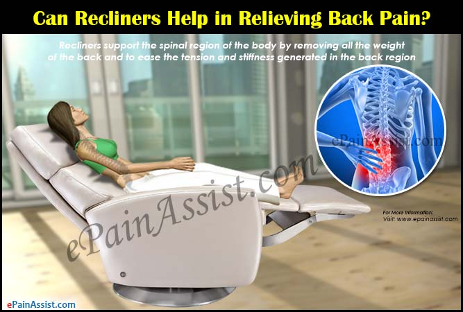 Can Recliners Help in Relieving Back Pain  Tips to Choose Best Recliners for Back Pain
