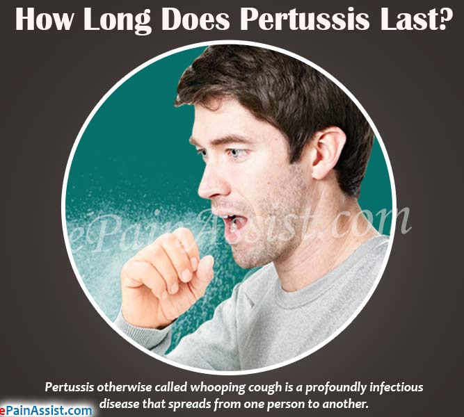 How Long Does Pertussis Last?