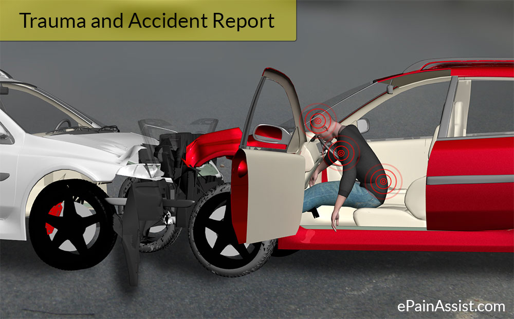 Trauma and Accident ReportMost Fatal Injury is Head Injury