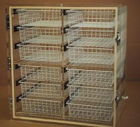 Dry Nitrogen Storage Cabinets & Anti-static Storage ...