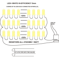 Led Light Circuit Diagram For Dummies 2006 Ford F150 Starter Wiring Inside Tube