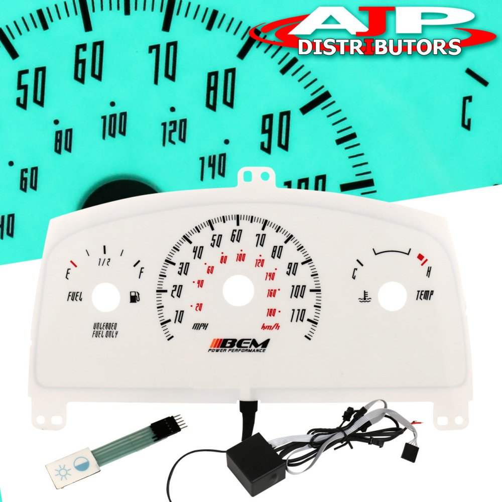 medium resolution of details about 95 96 97 98 99 chevy cavalier mt indiglo glow gauge manual stick shift no tach