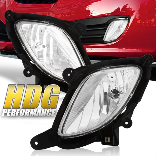 small resolution of details about for 10 12 hyundai genesis coupe clear lens fog light lamp switch harness wiring