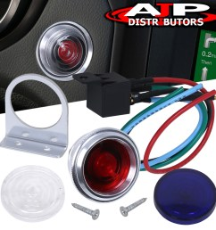 details about universal engine starter button push to start switch ignition 12v custom [ 1296 x 1296 Pixel ]