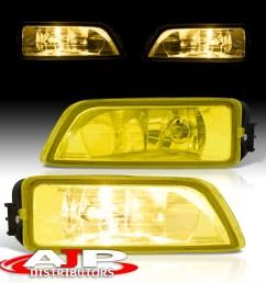 for 03 07 honda accord 4dr sedan 04 08 tl yellow fog lights switch harness [ 1296 x 1296 Pixel ]
