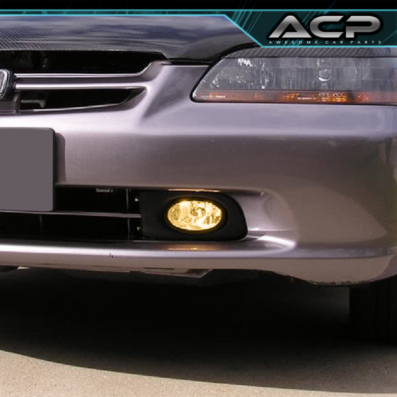 hight resolution of 01 03 civic 98 00 accord jdm 2 4 dr em cg fog lights lamps clear wiring harness