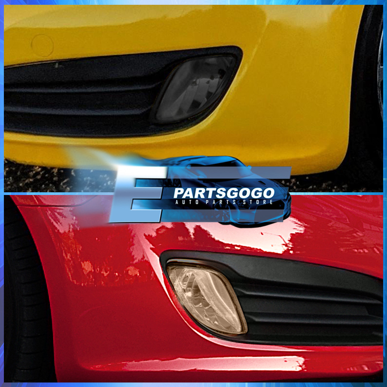 hight resolution of for 2010 2012 genesis coupe 2dr kdm bumper driving fog lights w wiring smoked