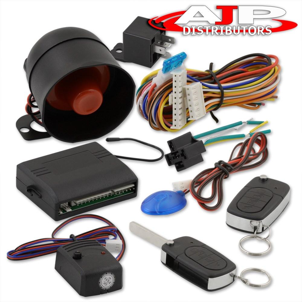 medium resolution of jdm car alarm security system remote transmitters with flip keys for all honda