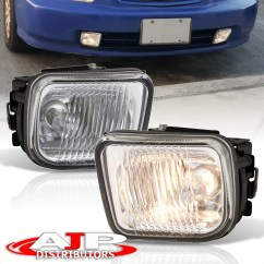 99 Honda Civic Lx Fuse Box Diagram 50cc Quad Wiring 96 97 98 00 Oem Headlight