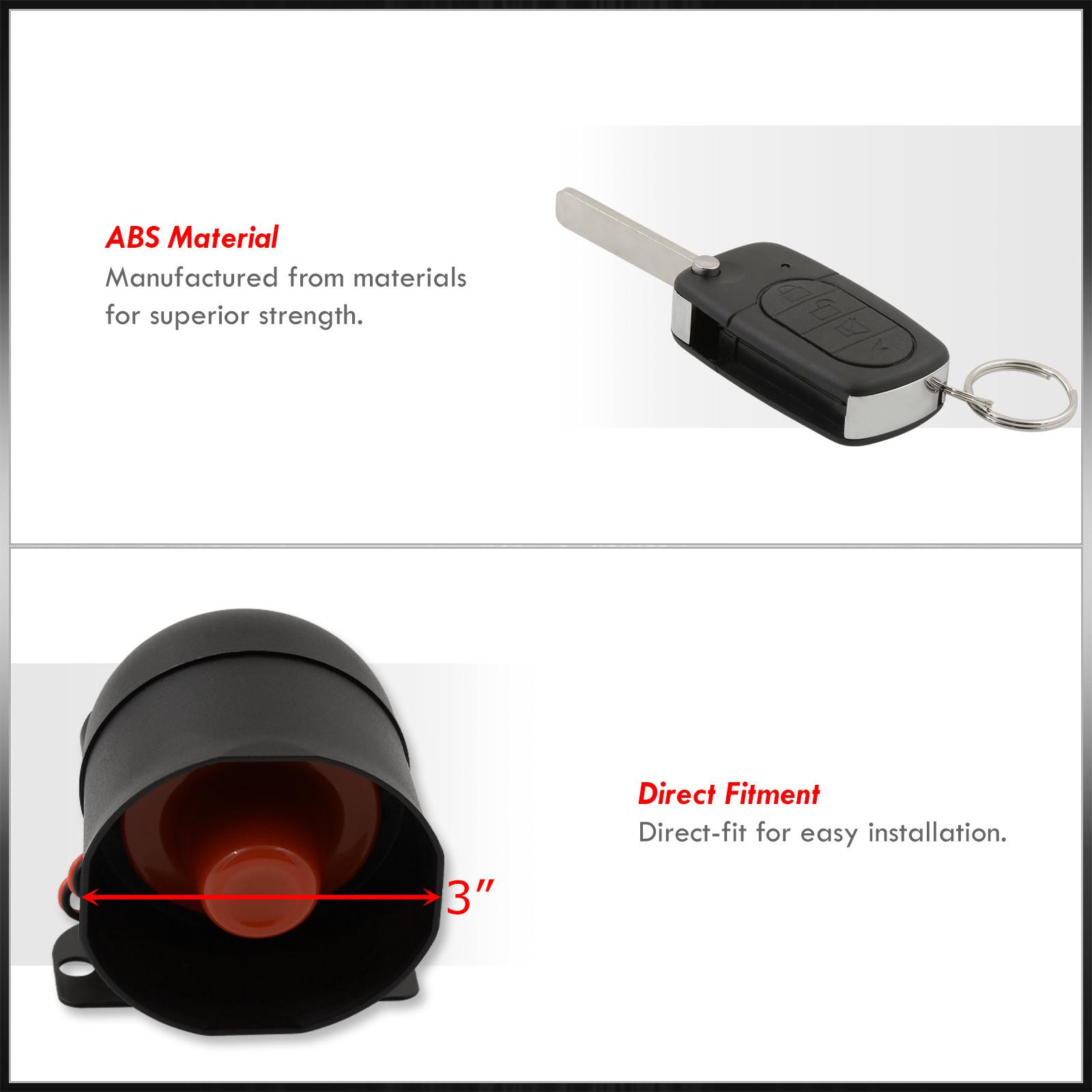 karr alarm 2040 wiring diagram sno way car shock sensor get free image