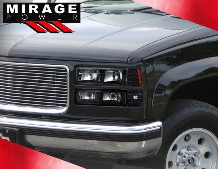 Headlights 98 Chevy Truck