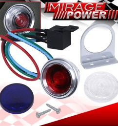 details about 12v push start button engine starter ignition kit for honda civic accord crx [ 1296 x 1296 Pixel ]