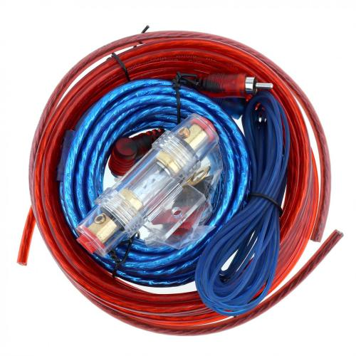small resolution of image is loading 1 set car amp audio amplifier cable speaker