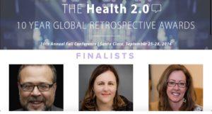Health2con patient finalists (click to read nominee profiles)