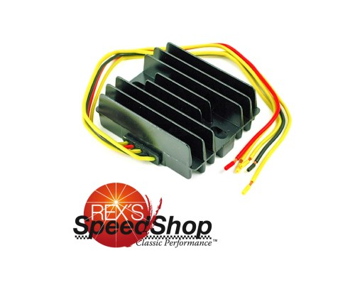 small resolution of pme universal 12 volt 3 phase regulator rectifier