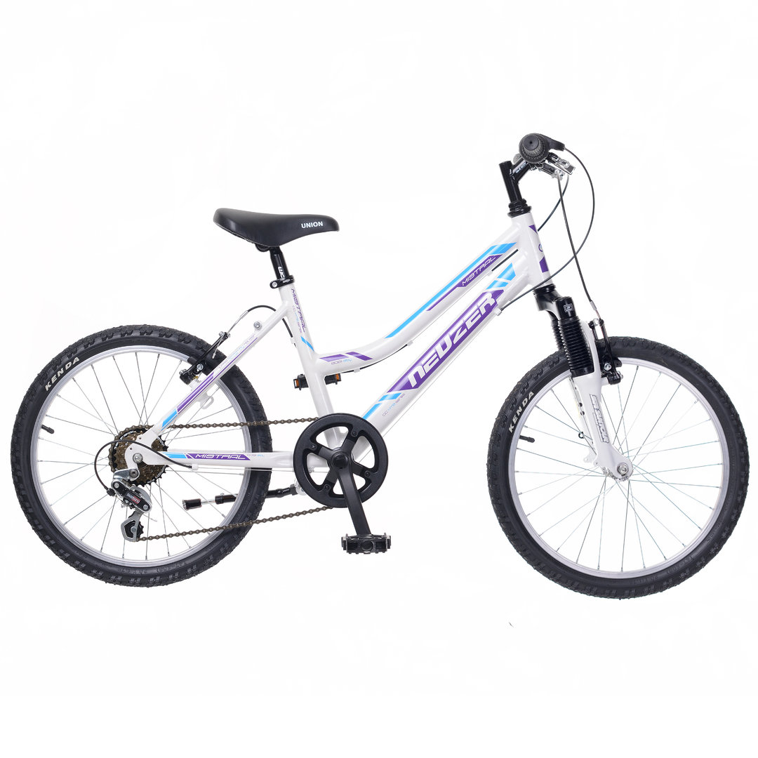 Neuzer Mistral 20 Girls Rigid 20 Inch Mountain Bike in