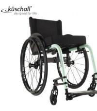Kuschall Champion Folding Lightweight Wheelchair ...