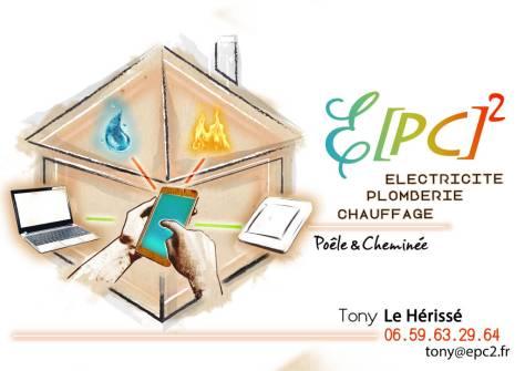 EPC2 Carte De Viste Logo