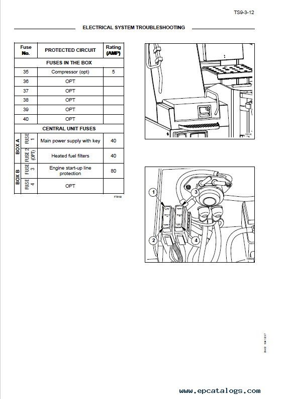 Download Fiat Kobelco EX95W Excavator Workshop Manual