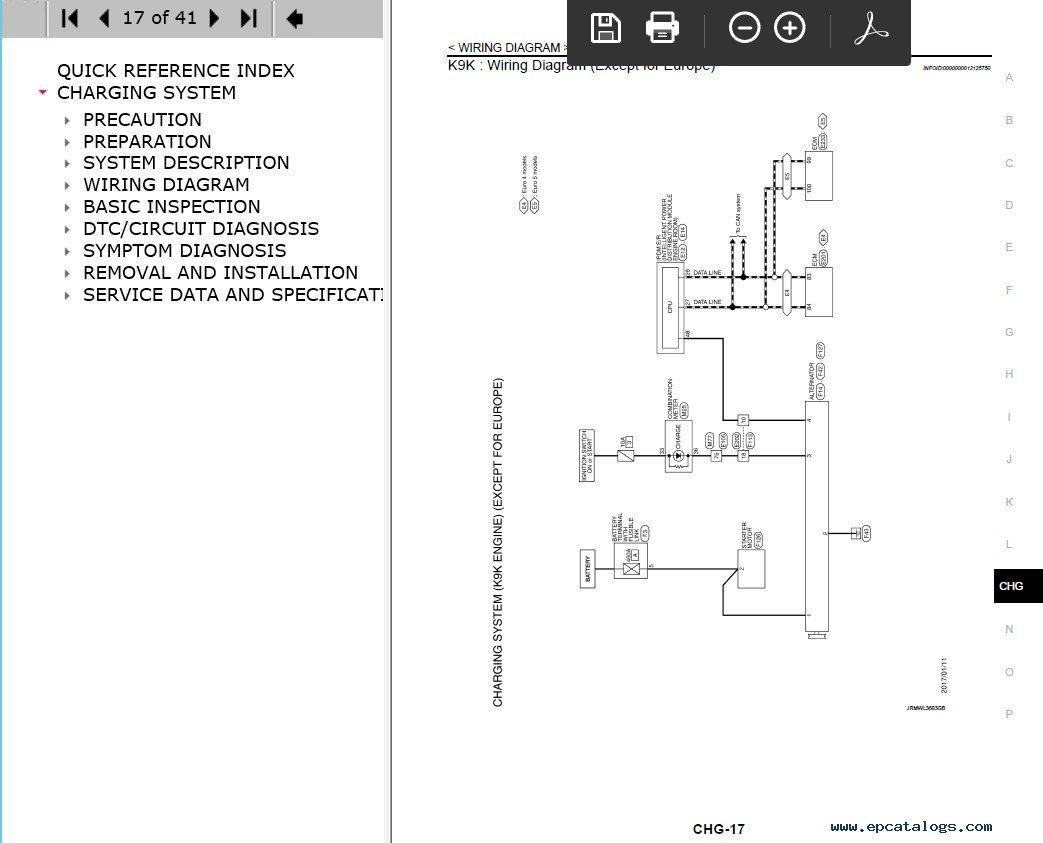 hight resolution of  7k e service manual