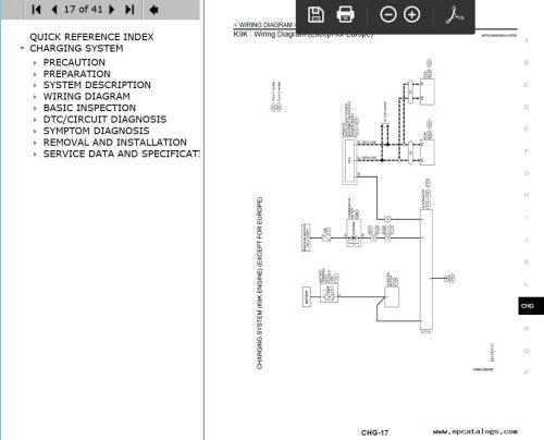 small resolution of  7k e service manual