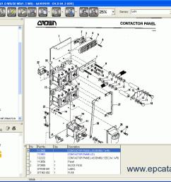 repair manual crown parts service resource tool 4 [ 1230 x 843 Pixel ]