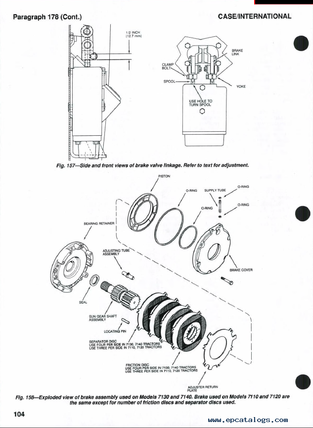 Wiring Diagram Case Ih 7140 Tractor Case IH International