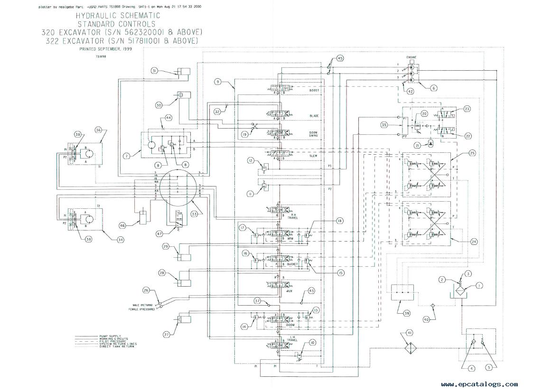 Bobcat S175 Schematic