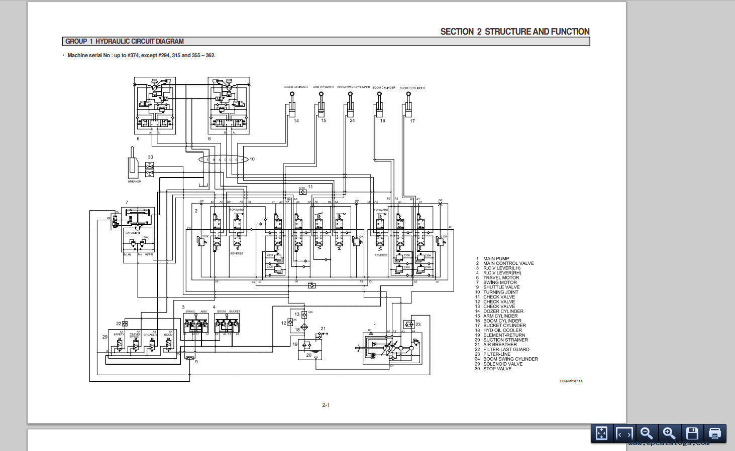 Daewoo Lanos Engine Diagram