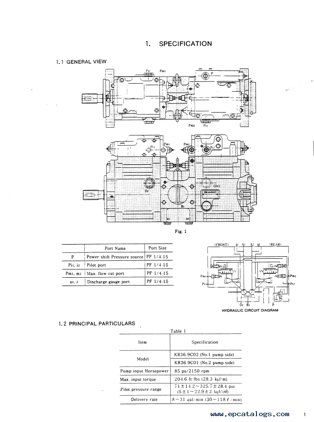 Kobelco Hydraulic Excavator MD140BLC Service Manual PDF
