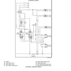 Hydraulic Pump Motor Wiring Diagram Voyager Electric Brake Controller Case 410 & 420 Skid Steer Service Manual Pdf