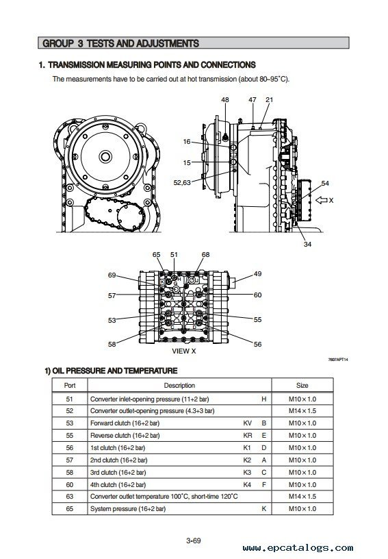 Cat 6 Wiring Diagram Hyundai Hl757 9 Amp Hl757tm 9 Wheel Loader Workshop Manual Pdf