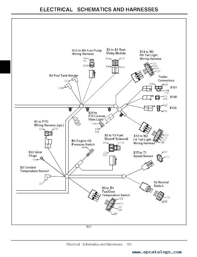 john deere 4430 cab wiring diagram light switch power at 2030 -