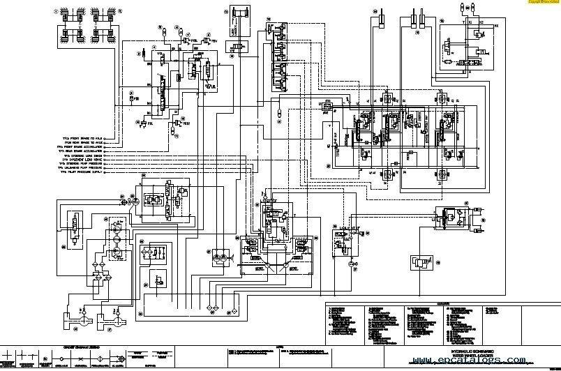 New Holland W270B Wheel Loader Service Manual PDF