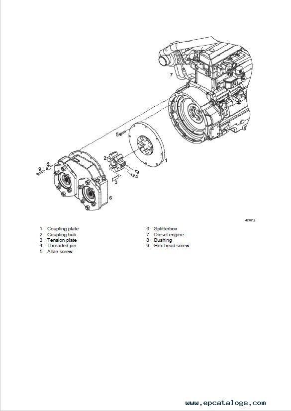 Liebherr LR 614 Crawler Loaders Series 4 Litronic SM PDF