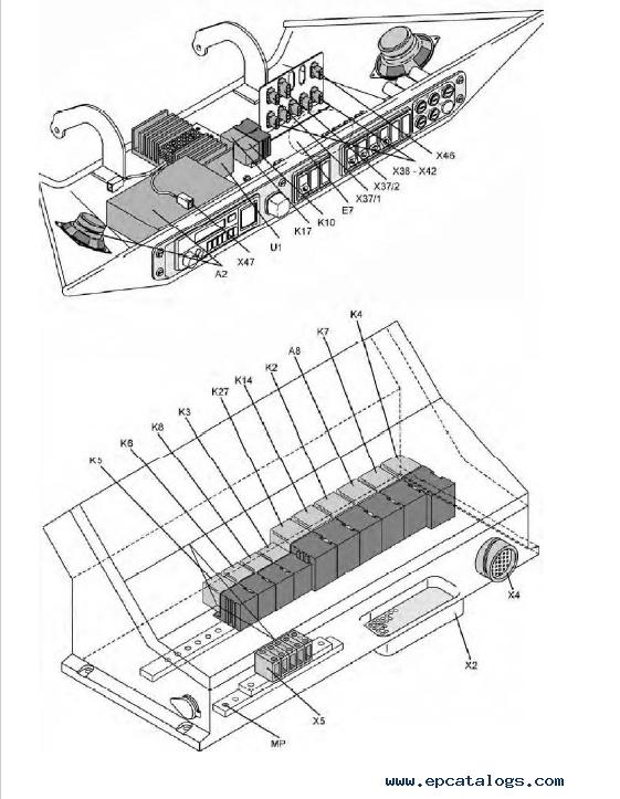Liebherr PR 712-752 Crawler Dozers Service Manual PDF