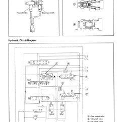 Toyota Wiring Diagrams System Diagram Of The Left Eye 7fdu/7fgu35-80 7fgcu35-70 Series Forklifts Pdf