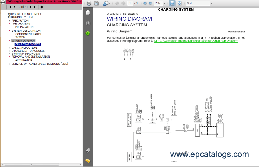 medium resolution of repair manual nissan patrol 2011 gr y62 3