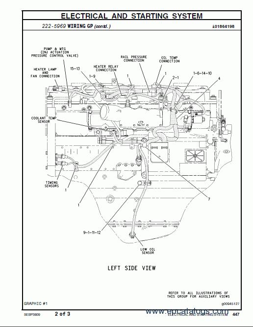 3306 cat engine wiring diagram power steering pump diagram