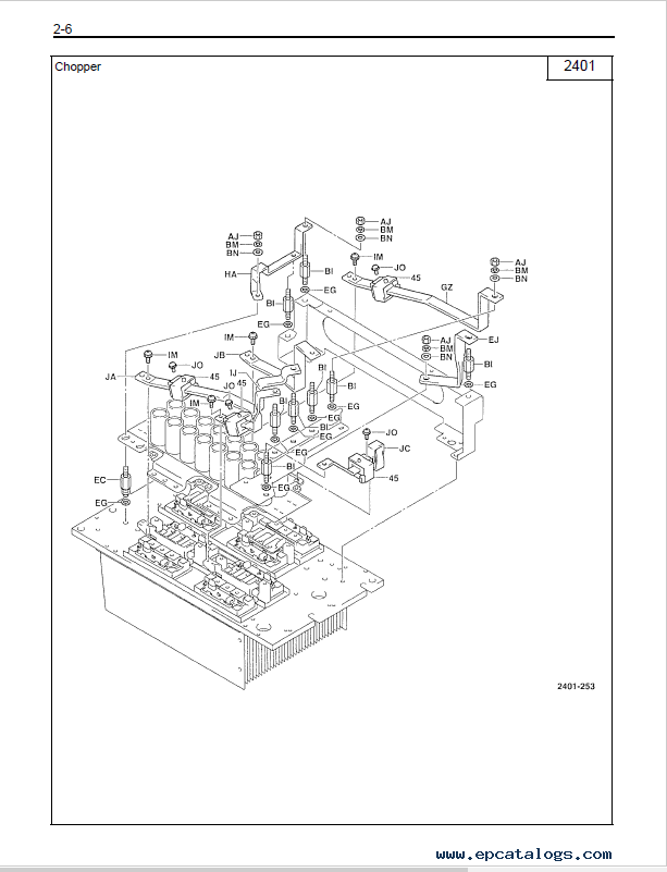 Toyota 7 FBCU 15-55 Series Forklifts PDF Manual