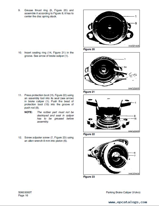 Terex TXL 250-1 Wheel Loader Shop Manual PDF