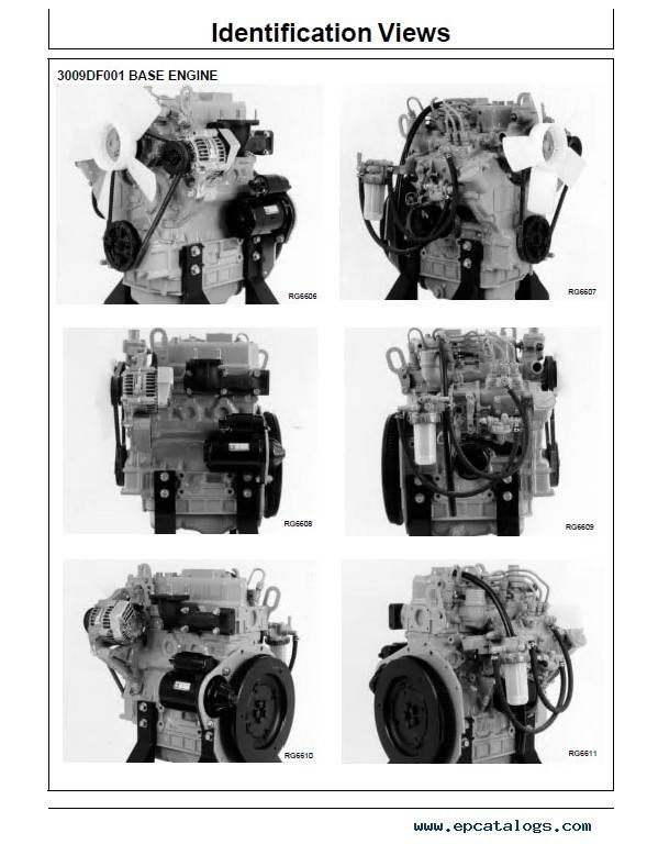 JD PowerTech 0.9L 1.1L 1.5L 2.0L OEM Diesel Engines PDF