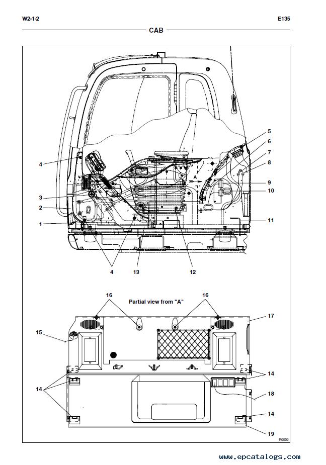 Fiat Kobelco E135 Evolution Crawler Excavator WM PDF