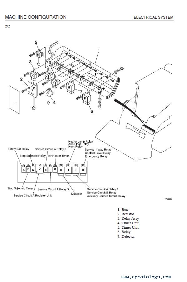 Takeuchi Crawler Loader TL150 Workshop Manual PDF Download